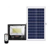 Đèn năng lượng mặt trời 100W chính hãng JD8800L, 240 chip LED SMD nhập khẩu cao cấp tăng độ sáng đến 30%