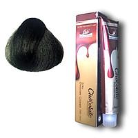 Thuốc nhuộm tóc màu nâu rêu 6.2 hương Socola 123 Chocolate Color Cream 100ml
