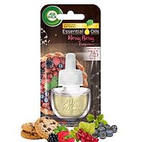 Lọ tinh dầu thiên nhiên Air Wick Merry Berry 19ml QT09423 - trái cây rừng