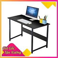 Bàn làm việc, học tập, văn phòng, chân sắt U1 chắc chắn, BLV01, Đầy đủ linh kiện ốc vít lắp ráp