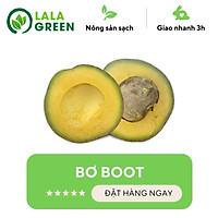 [CHỈ GIAO HCM] BƠ BOOTH(VietGAP/sạch) - 1kg