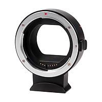 Ngàm chuyển đổi ống kính EF-EOS R lấy nét tự động cho Canon EOS R- Hàng nhập khẩu
