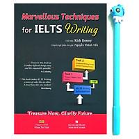 Marvellous Techniques For IELTS Writing ( Tặng Kèm Bút )