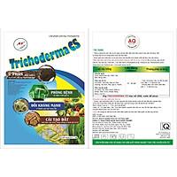 [Có sẵn] Chế phẩm sinh học Trichoderma - giúp phân, phòng bệnh hại, nấm bệnh sinh học, cải tạo đất - Trichoderma CS 1kg