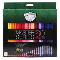 Bộ Màu Vẽ Masterart Series 60 Màu