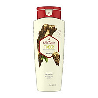 Sữa Tắm Old Spice Timber With Sandalwood 473ml