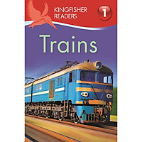 Kingfisher Readers Level 1: Trains