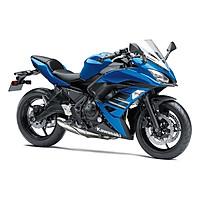 Xe Moto Kawasaki Ninja 650 ABS - Xanh Dương