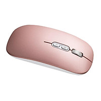 Wireless Artificial Smart Ultra Thin Optical 1600DPI 5 Buttons Voice Search Mouse Rechargeable 28 Languages Translation