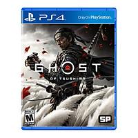 Đĩa Game PS4: Ghost of Tsushima - Hàng Nhập Khẩu