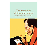 The Adventures of Sherlock Holmes - Macmillan Collector's Library (Hardback)