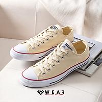 Giày Converse Chuck Taylor All Star Classic Cream White - 121177
