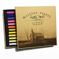 Màu Vẽ Phấn Tiên Masters Pastel 48 Màu