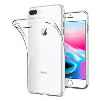 Ốp Lưng Dẻo Trong Suốt Cho iPhone 7 Plus / 8 Plus