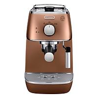Máy Pha Cà Phê Espresso Distinta Delonghi ECI 341.CP (1100W) - Đồng - Hàng Chính Hãng