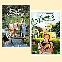 Combo tiểu thuyết được yêu mến: Anne Tóc Đỏ Dưới Chái Nhà Xanh+ Thung Lũng Cầu Vồng