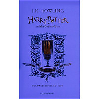 Harry Potter and the Goblet of Fire - Ravenclaw Edition (Book 4 of 7: Harry Potter Series) (Hardback)