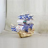Đồ chơi lắp ráp gỗ 3D Mô hình Thuyền buồm Dream Ship WP-204