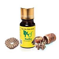 Tinh dầu thiên nhiên Trầm Hương Nada- Hỗ trợ tốt cho giấc ngủ của bạn!