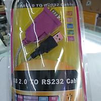 CÁP CHUYỂN ĐỔI USB 2.0 TO RS232