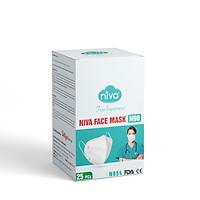 Hộp 25 chiếc Khẩu trang Niva N90