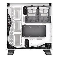 Vỏ Case Máy Tính Thermaltake Core P3 Tempered Glass Snow Edition CA-1G4-00M6WN-05 ATX - Hàng Chính Hãng