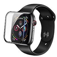 Miếng dán cường lực 3DNillin AW+ Cho Apple Watch 44mm (Chống va đập, Độ nét Full HD, chống vân tay) - Hàng chính hãng