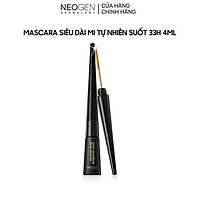Mascara Kim Loại Giữ Mi Cong Và Dài Trong 33 Giờ Neogen Dermalogy Extra Volume Curl Metal Maxicara 01 Black 4ml