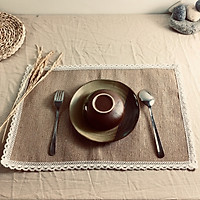 Tấm trải bàn ăn handmade - Table Placemats