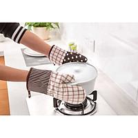 Găng tay nhà bếp chống nhiệt an toàn MissuVN078