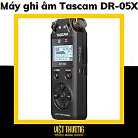 MÁY THU ÂM STEREO CẦM TAY TASCAM DR-05X