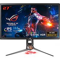 Màn Hình Gaming Asus ROG Swift PG27UQ 27 inch 4K UHD (3840 x 2160) 1ms MPRT 144Hz G-Sync HDR IPS - Hàng Chính Hãng