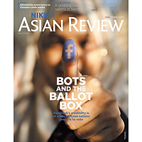 Nikkei Asian Review: Bots and the Ballot Box - 05.19