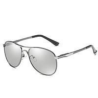 Molong smart polarized color glasses anti-UV driving mirror male driver driving men's sunglasses light color color change BML87