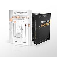 Combo Sách Khoa học làn da, Từ điển Mỹ phẩm toàn thư