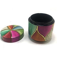 Hũ trà lập thể size trung MNV-SMTBL01
