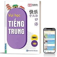 Sách - Vui Học Tiếng Trung - Giao Tiếp - MCBooks