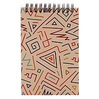 Notebook PhotoStory 140 Trang Bìa Kraff Cứng Lo Xo TK21 (14 x 16cm)