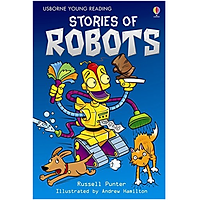 Usborne Young Reading Series One: Stories of Robots