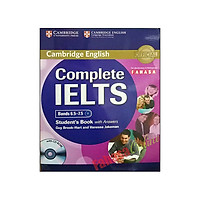 Complete IELTS Bands 6.5-7.5 (C1) SB with Answer & CD-ROM