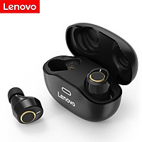 Lenovo X18 Bluetooth Headset Wireless Sports Ipx4 Light Touch Button Headset Earplugs Bluetooth Earphone With Charging Box