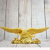 Tượng Đại Bàng Kim Sa Vàng Tung Cánh LN218