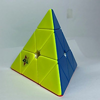 Rubik VietCube Pyraminx (Giao màu ngẫu nhiên)