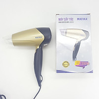 Máy sấy tóc nóng lạnh Matika MTK-3313 - Hàng chính hãng