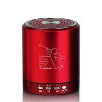 Loa Bluetooth Wask T2020A (màu Ngẫu nhiên) - Hàng Nhập Khẩu