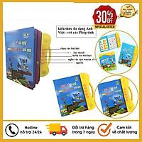 Sách Nói Điện Tử Song Ngữ Anh/Việt Giúp Trẻ Học Tốt Tiếng Anh