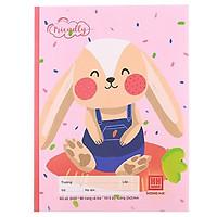 Bộ 5 Vở Class Friendly Animal 5 Ôly Vuông (96 Trang) - 0420 - Hình Thỏ