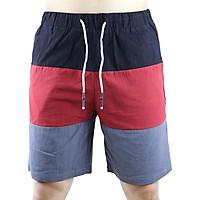 Quần short đũi nam phối màu phong cách Hàn Quốc sq502