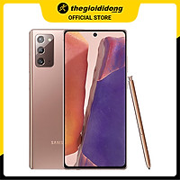Điện Thoại Samsung Galaxy Note 20 (8GB/256GB) - Hàng Chính Hãng