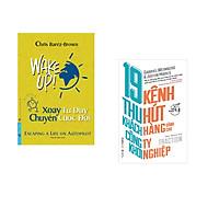 Combo 2 cuốn sách: Xoay Tư Duy Chuyển Cuộc Đời + 19 kênh thu hút khách hàng dành cho công ty khởi nghiệp